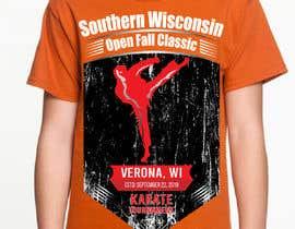 #10 untuk SWO Fall Tournament - t-shirt logo design oleh rafiqul901