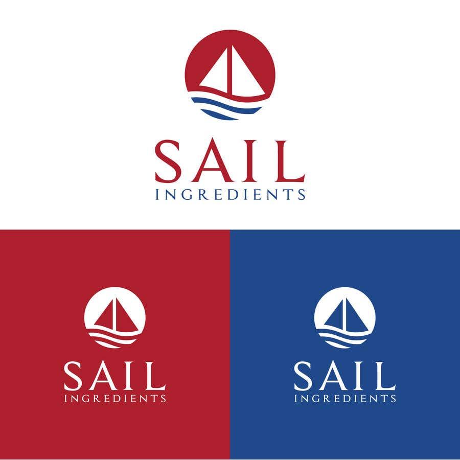 Konkurrenceindlæg #2676 for Design my Company Logo - Sail Ingredients