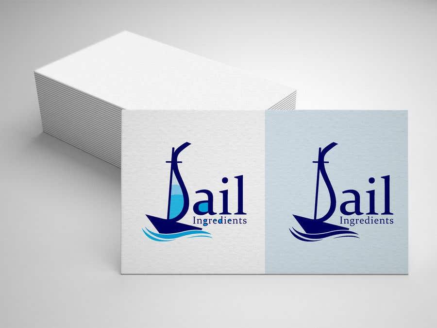 Konkurrenceindlæg #2513 for Design my Company Logo - Sail Ingredients