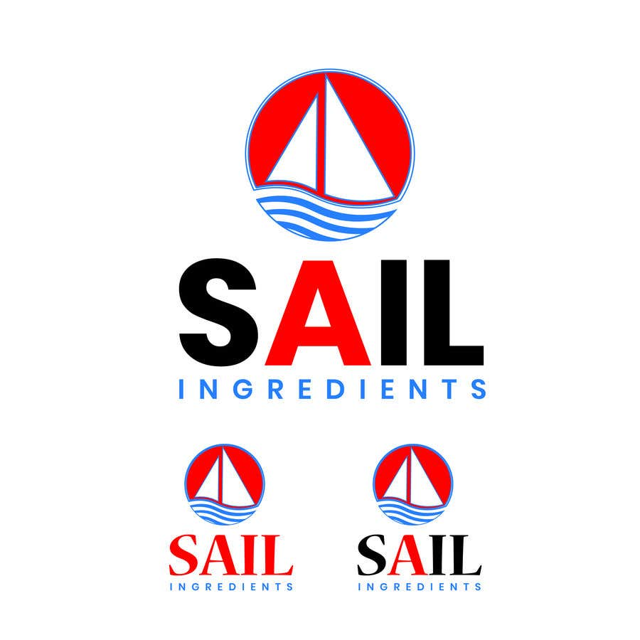 Konkurrenceindlæg #2770 for Design my Company Logo - Sail Ingredients