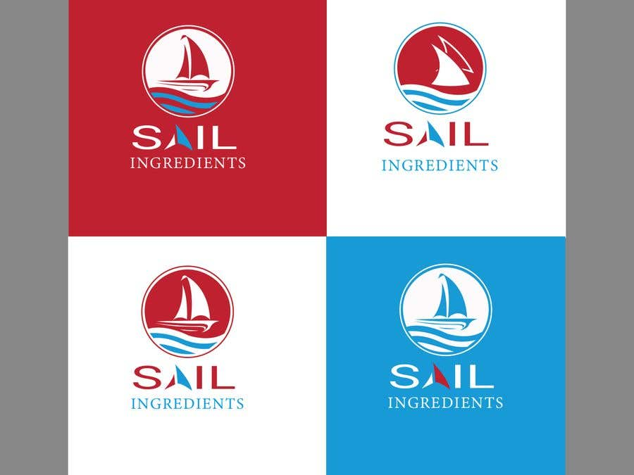 Konkurrenceindlæg #2822 for Design my Company Logo - Sail Ingredients