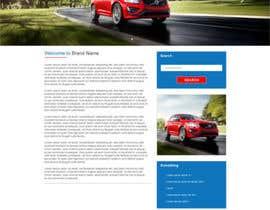 #2 para Design a Website Mockup for My Site por cayman85