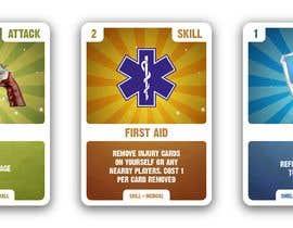 #6 para Playing Card Template Design por nicklasolofsson