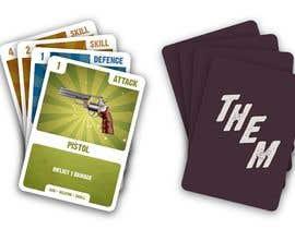 #7 para Playing Card Template Design por nicklasolofsson