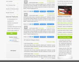 nº 5 pour Design one Search Results homepage par rana60