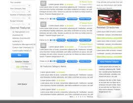 nº 9 pour Design one Search Results homepage par rana60