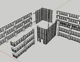 #15 untuk Build 3D SketchUp models for interior design oleh mikiyastezera