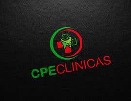 nº 489 pour CPE Clinicas Logotipo Insignia par eddesignswork
