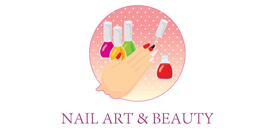 Entry 7 By Buncel1 For Design Eines Logos For Nail Art Beauty