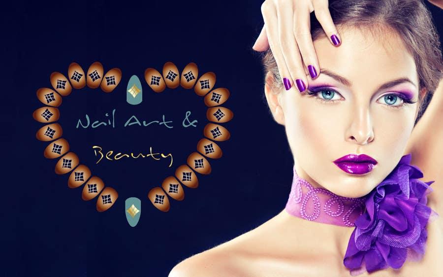 Konkurrenceindlæg #                                        30                                      for                                         Design eines Logos for Nail Art & Beauty
