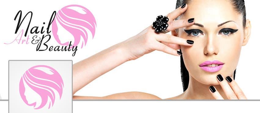 Konkurrenceindlæg #                                        50                                      for                                         Design eines Logos for Nail Art & Beauty