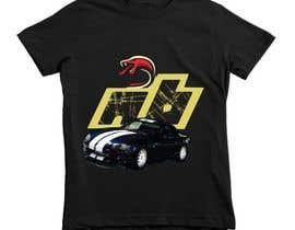#25 untuk T-shirt design for Car Clothing - 02/08/2019 14:44 EDT oleh afsanaha