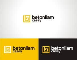 #48 for Logo Design for betonliamcasey.com by Qomar