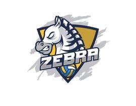 nº 21 pour Zebra Volleyball Image for Tshirt par agapitom89