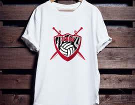 nº 31 pour Zebra Volleyball Image for Tshirt par jlangarita