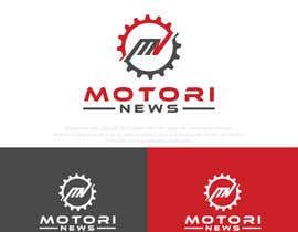 #310 for Logo Design Motori.news af EagleDesiznss