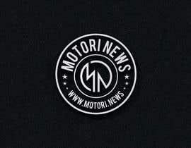 #155 for Logo Design Motori.news af AestheticArt
