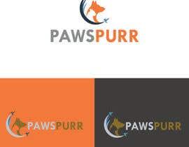 #88 untuk Pawspurr Logo oleh ENAYETRUBEL