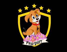#93 untuk Pawspurr Logo oleh Jovy08