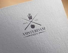nº 98 pour Design a Logo Amsterdam Fries par mdtuku1997
