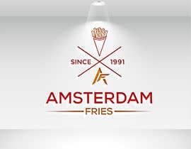 nº 114 pour Design a Logo Amsterdam Fries par yousufrana88