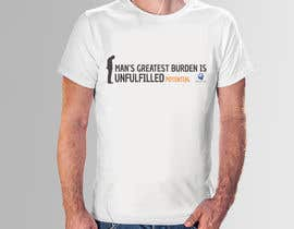 #30 para Design me a t-shirt for Subliminal Wealth por sifatara5558