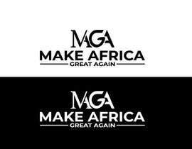 #212 untuk Make Africa Great Again (MAGA) - Logo Graphic Design oleh osiur120