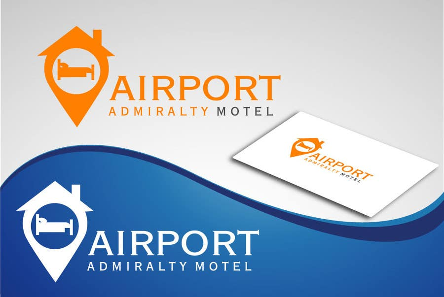 Proposition n°                                        27                                      du concours                                         Logo Design for Airport Admiralty