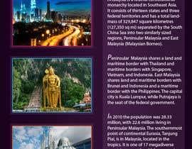 #13 untuk Design a paper for a brochure oleh KateTsibulnyak