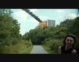Nro 8 kilpailuun 6 SECOND VIDEO - Space object hits building - Add FX explosion to the building in this video käyttäjältä Khaledibrahim95