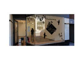 #23 , Window stencil and signage 来自 yaninaamira
