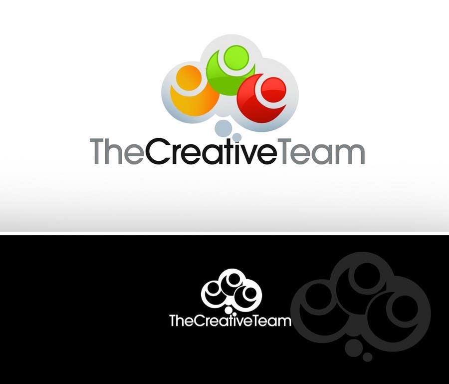 Inscrição nº 205 do Concurso para Logo Design for The Creative Team