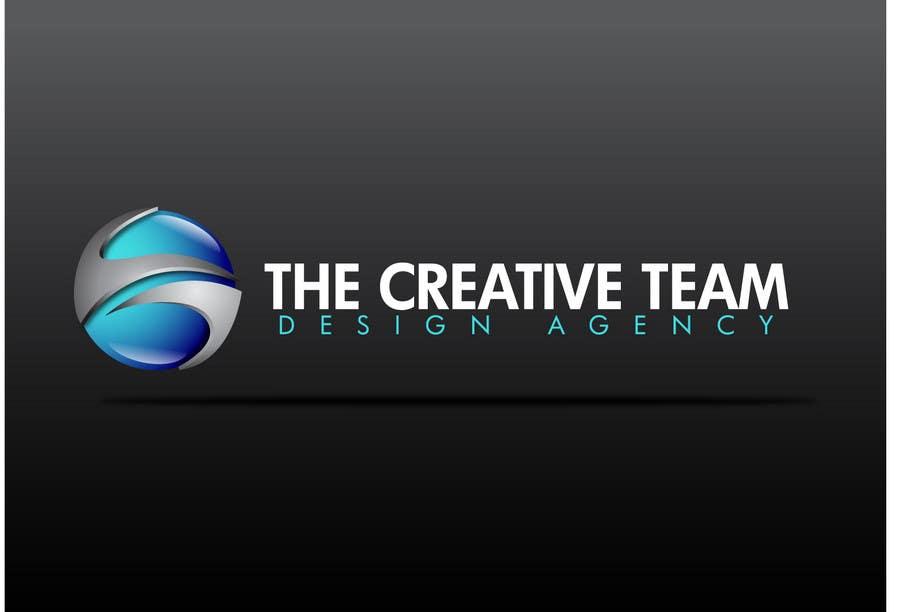 Inscrição nº 392 do Concurso para Logo Design for The Creative Team