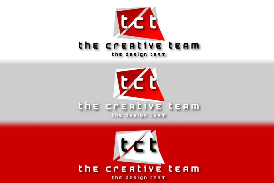 Contest Entry #418 for Logo Design for The Creative Team