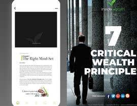 #22 para Create 3 x new brochure eBooks por mirandalengo