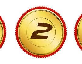 Nro 37 kilpailuun Need 10 eye catching level rewards käyttäjältä karimsalman
