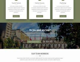 #41 для Modern Website Re-design от ExpertSajjad