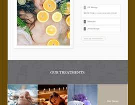 hosnearasharif tarafından New Website Home Page Design için no 3