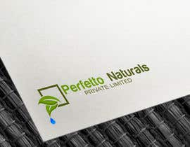 #102 for Logo For Perfetto naturals private limited by Codeitsmarts