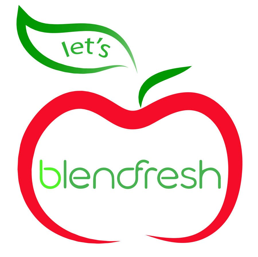 Bài tham dự cuộc thi #                                        8                                      cho                                         Redesign a Logo for Let's Blend Fresh