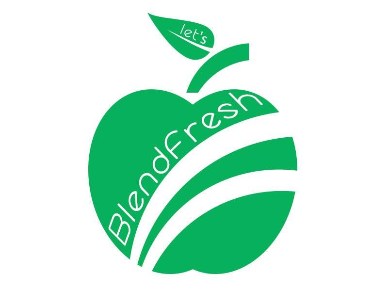 Bài tham dự cuộc thi #                                        35                                      cho                                         Redesign a Logo for Let's Blend Fresh