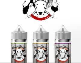 Nro 4 kilpailuun Creation of a design which will be use on label for e-liquid bottle käyttäjältä wilsonomarochoa