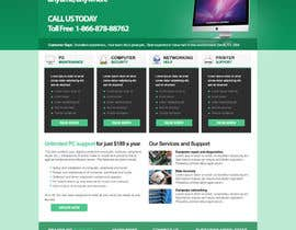 #4 para Wordpress Theme Design for IT Tech Support Help $650 to $1000 por danangm