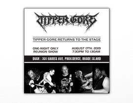 """#19 cho Facebook ad, posts, and art. Design a digital """"gig flyer"""" for my metal band's concert. bởi luphy"""