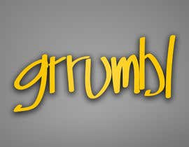 #34 for Logo Design for Grrumbl by ejtalaroc