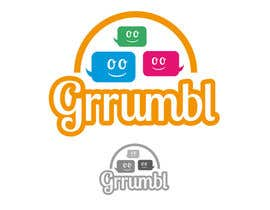 #36 for Logo Design for Grrumbl by carodevechi5