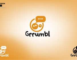 #26 para Logo Design for Grrumbl por rayhananimator