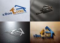 Graphic Design Entri Peraduan #163 for LOGO DESIGN FOR KIT HOME SUPPLY BRANDS