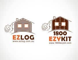 AleksandarPers tarafından LOGO DESIGN FOR KIT HOME SUPPLY BRANDS için no 260