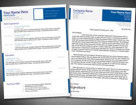 #2 for Graphic Design for CV and cover letter by highspindesign